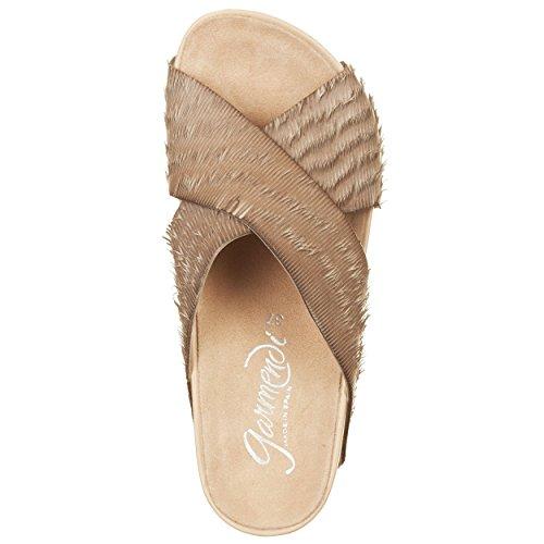 VialeScarpe  Gar-589212mf_37, Damen Sandalen beige beige 37 Beige