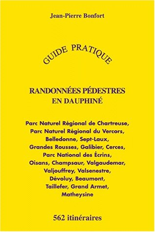 Randonnées pédestres en Dauphiné