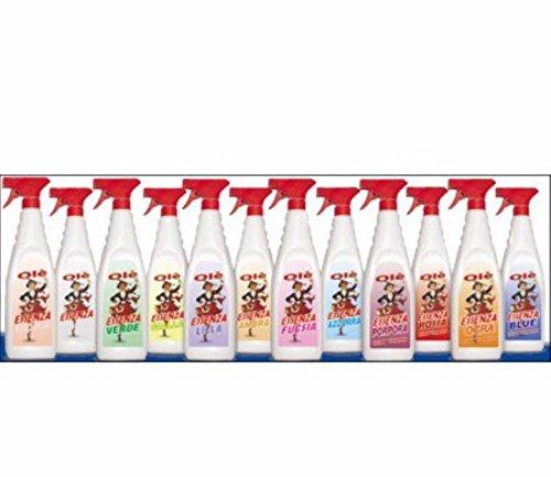 ole-essenza-bianca-gialla-fuxia-profumata-spray-desodorizzante-detergente-antistatico-12-pz-da-750-m