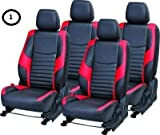 #10: Khushal Car Seat Cover For Maruti Suzuki A-Star Front And Back Car Seat Cover With Free Steering Cover