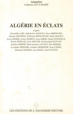 Algérie en éclats