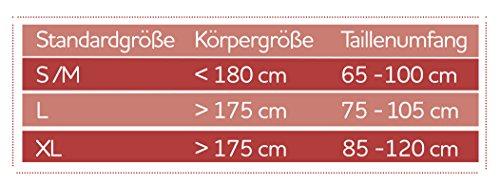 Marsupi Babytrage 144-44-59-001 Baby und Kindertrage, anthrazit - 6