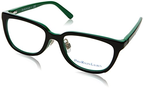 Eyeglasses Polo Prep PP 8528 1637 BLACK GREEN