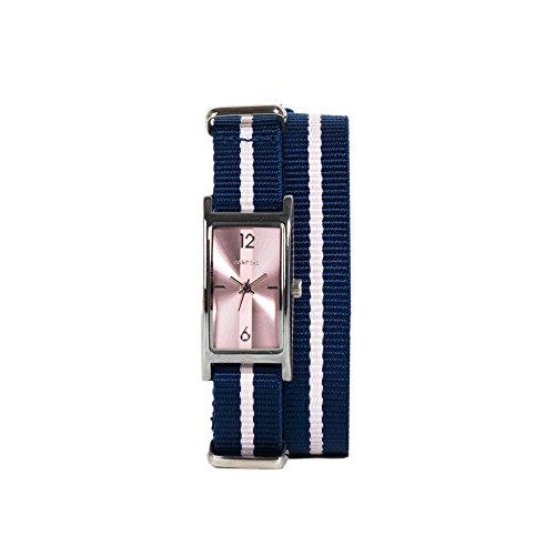 Parfois - Reloj Fantasy - Mujeres - Tallas Única - Azul Marin