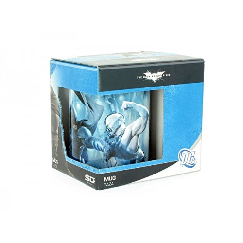 SD toys - Mug - Batman & Bane - 8436541020276