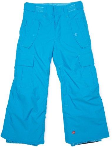 Quiksilver Kinder Snow Hose Sherpa, azul blue, T16/XL, KKBSP034_Azul Blue