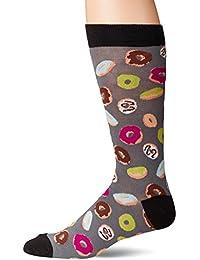 K. Bell Socks Men's Donuts Crew