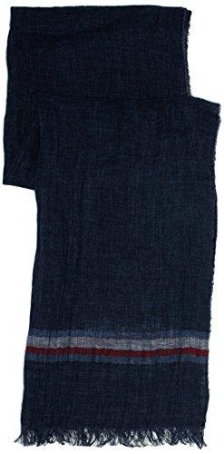 Tommy Hilfiger Herren Schal Blau (Navy Blazer 416)