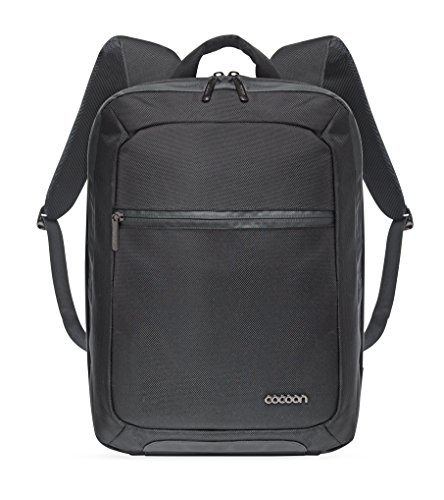 Cocoon MCP3401 - Mochila para portátiles y netbooks (Negro, 260.3 x 30.5 x 361.9 mm)