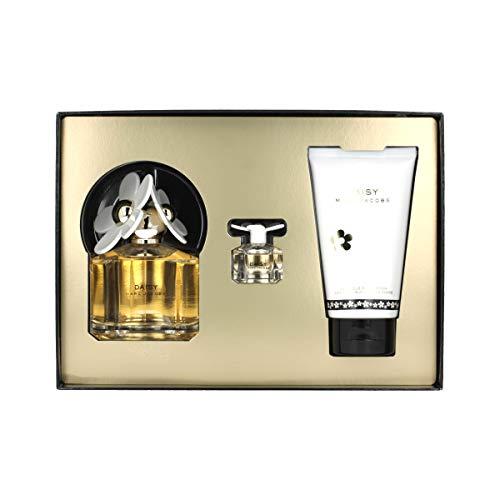 Marc Jacobs Parfüm Birne (Marc Jacobs Daisy Gift Set 100ml EDT + 150ml Body Lotion + 4ml EDT)