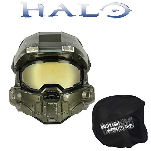 - Halo Master Chief Maske