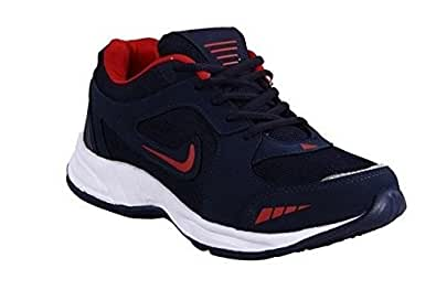 Rockfield Men's Blue Running Shoes (10)