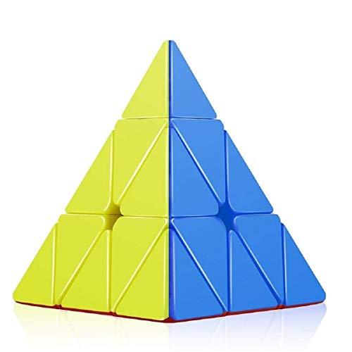 Rubik Rocketers Pyraminx Rubix Cube 3x3 High Speed