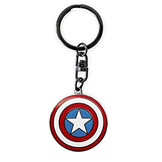 ABYstyle Studio AbyStyle abykey165Marvel Schlüsselanhänger Captain America