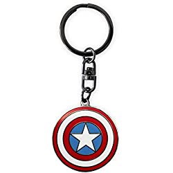 ABYstyle abykey165–Marvel Capitán América Llavero