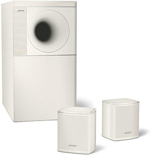 Bose Acoustimass 3 Series V Stereo Speaker System - White