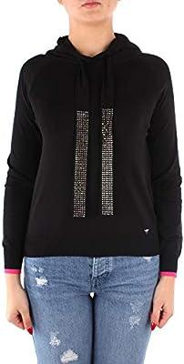 Guess W01R88 Z2G40 Sally Camiseta Mujer Nero S