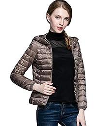 8065c1023b Amazon.it: piumini leggeri donna - Giacche / Giacche e cappotti ...