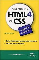 HTML 4 et CSS
