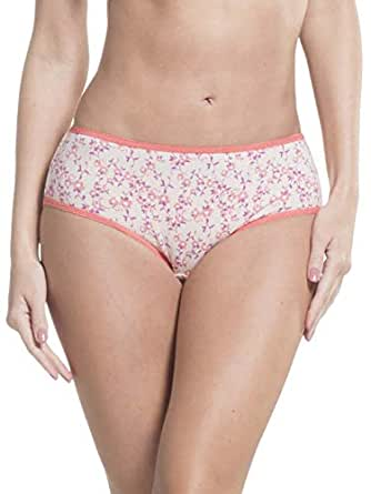 Jockey Womens Solid Hipster Briefs - Pack of 2_ Multi-Coloured