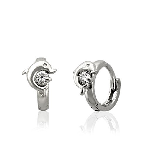 10k-white-gold-baby-dolphin-huggie-earring-with-020-cttw-cz-by-styles-by-breezy