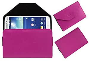 Acm Premium Pouch Case For Samsung Galaxy Grand 2 G7102 Flip Flap Cover Holder Pink