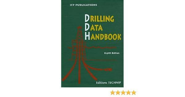 Pdf drilling data edition handbook 8th