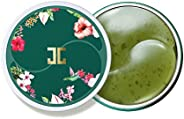 JAYJUN Cosmetic Green Tea Eye Gel Patch - Eye Treatment for Dark Circle - Anti aging Under Eye Patch - Eye Mas