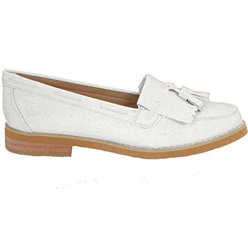 Sapphire Stiefel Damen niedriger Absatz Leder innen und