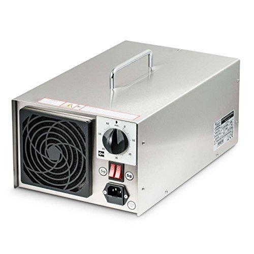 Profi Gerät ! INOX Ozongenerator 10000mg/h 10g Timer für Luft Ozongerät Ozon. BT-N10