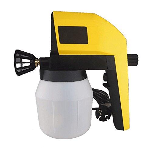 Farbspritzgerät, Spritzpistole Power Painter, 3 Einstellbare Sprühmuster Und Durchflussregelung Ideal Für Den Heimgebrauch (Lackierer Maschine)