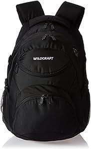 Wildcraft Ursa Nylon 18 Ltrs Black Laptop Bag