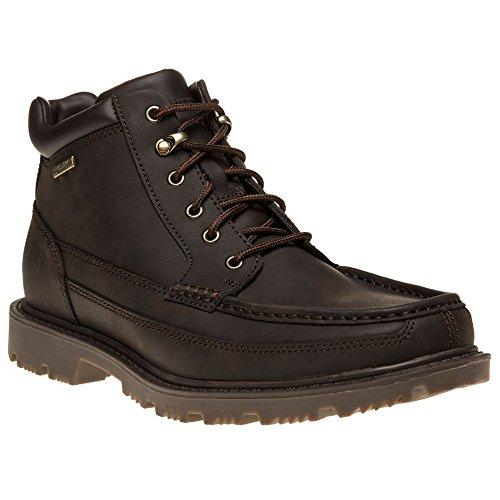 Rockport Redemption Road Moc Toe Boots Brown 10 UK