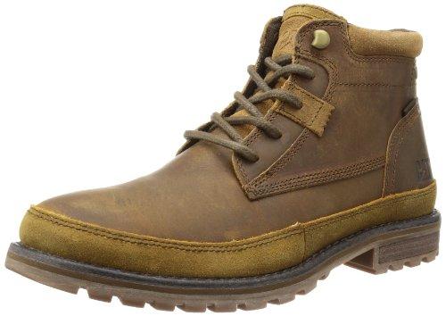 Dark Beige Boots Braun mens Oatman Caterpillar Chukka Herren BqxwYZTR
