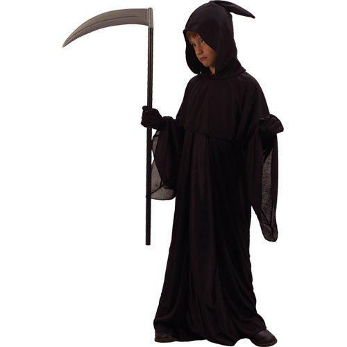 Grim Reaper Jungen Halloween / Karnival Kostüm Größe XL 11-13 Jahr (EU - Halloween Grim