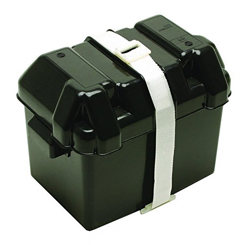 Marine-diesel-generator (BOATBUCKLE BATTERY BOX TIE DOWN by BoatBuckle)