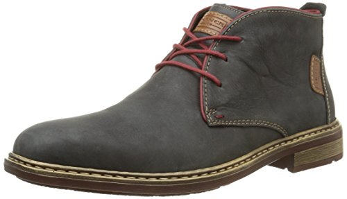 Rieker F1210-45, Men's Chukka Boots, Blue (Navy), 9 UK (43 EU)