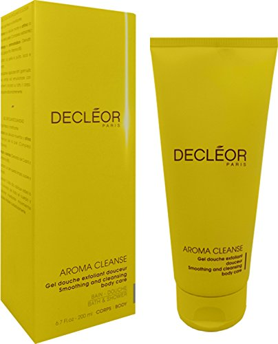 Decleor Exfoliating Shower Gel Smoothing & Cleansing Body Care 200ml / 6.7 fl.oz.