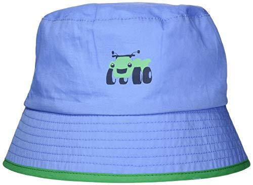 maximo Baby - Jungen Hut, Quad Sonnenhut, per Pack Mehrfarbig (Adria/kräftiges grün 4544), 49 (Herstellergröße: 49)