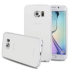 Evecase Galaxy S6 Edge Case, Ultra Slim TPU Case for Samsung Galaxy S6 Edge - Crystal Clear, 0.5mm Transparent (AT&T, Verizon, T-Mobile, Sprint, US Cellular)