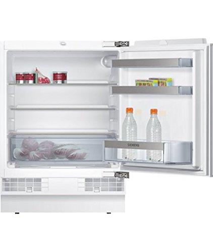 Siemens KU15RSX60 1,3 / A++ / 82,00 cm / 140kWh/Jahr / 108 L Kühlteil / 15 L Gefrierteil/Variable Sockelanpassung/Große Auszugschale