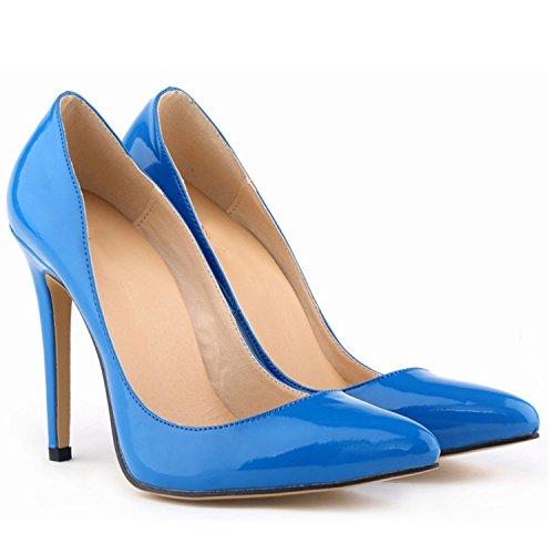 clair pour Escarpins bleu femme Nonbrand wB6xq7I