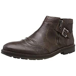 Rieker F5550, Men's Ankle Boots Classic Boots, Brown (Nubia 45), 11 UK (46 EU)