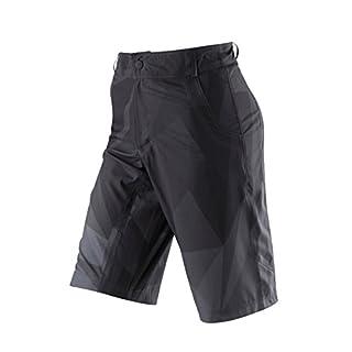 Altura Herren Chaos Shorts, schwarz/grau, XXL