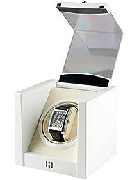 Unisex tiempo itinn de madera blanca para reloj KA079WT
