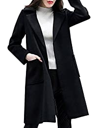 nihiug Novia Roja Abrigo Abrigo Seco Ropa De Invierno Vestido De Las Mujeres Slim Caliente Simple