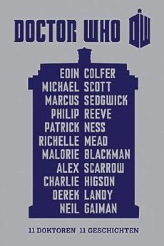 Doctor Who: 11 Doktoren, 11 Geschichten