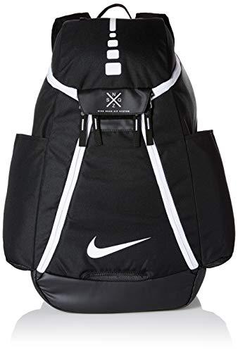 Nike Hoops Elite MAX AIR Team - RucksackSchwarz - Única - Herren - Elite-basketball-tasche