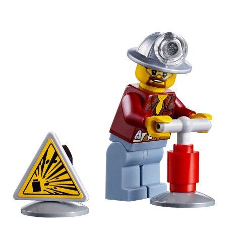 Imagen 3 de LEGO City 4200 - Todoterreno de Minería