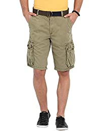 98500e743e Greens Men's Shorts: Buy Greens Men's Shorts online at best prices ...